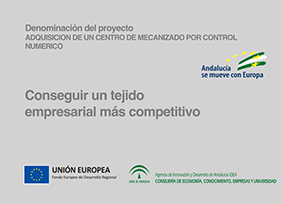 Proyecto - Conseguir un tejido empresarial más competitivo